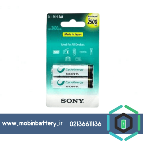باتری نیم قلمی سونی مدل NH-AAA-B2KN