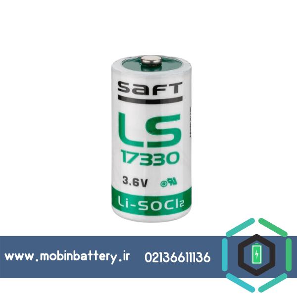 باتری LS17330 لیتیوم سافت