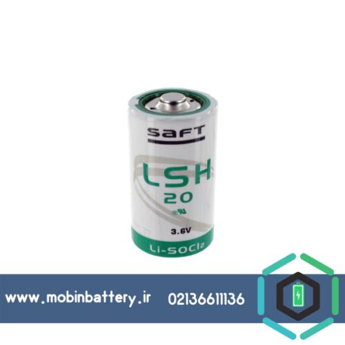 باتری LSH20 لیتیوم سافت