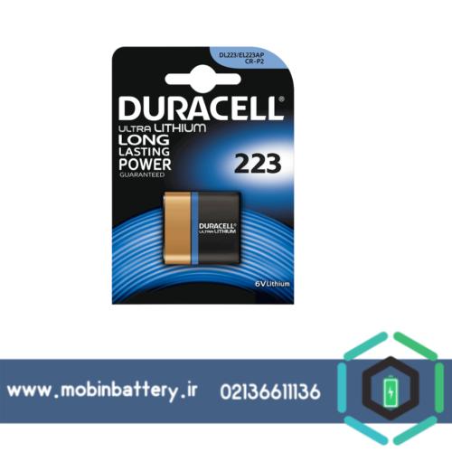 باتری DURACELL-223-CRP2