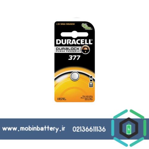 باتری DURACELL-377