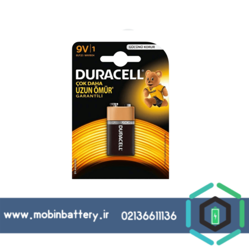 باتری DURACELL-9V-MN1604