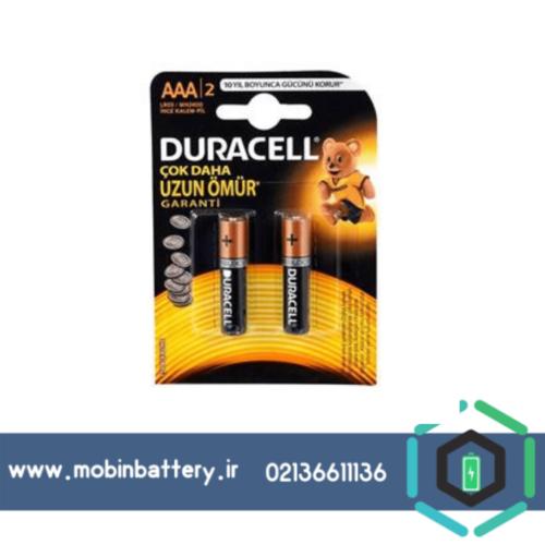باتری DURACELL-AAA