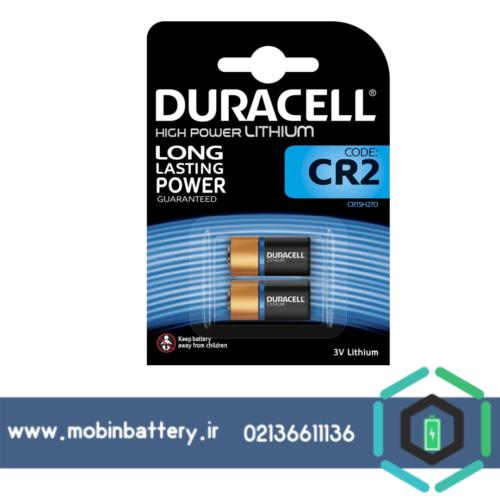 باتری DURACELL-CR2