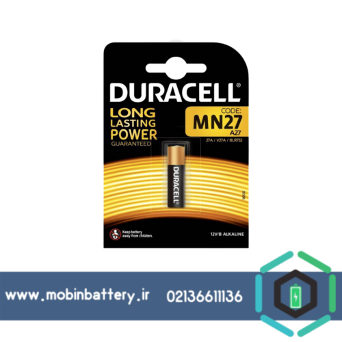 باتری DURACELL-MN27