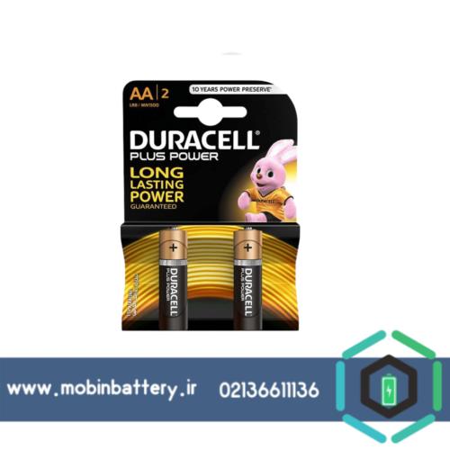 باتریDURACELL-AA ( بسته دو عددی)