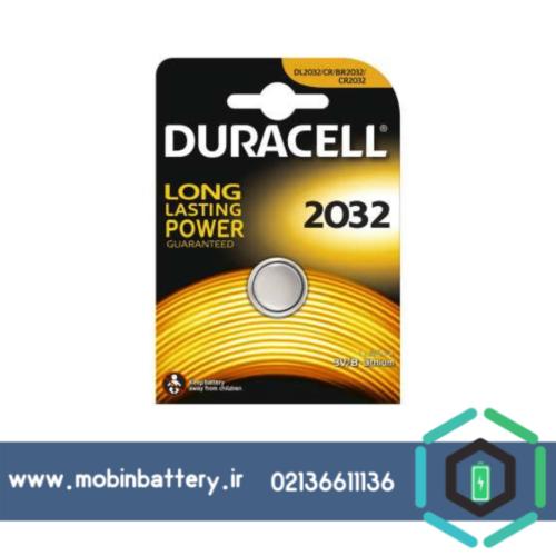 باتری DURACELL CR2032