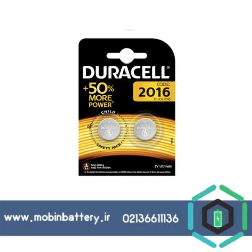 باتری DURACELL-2016