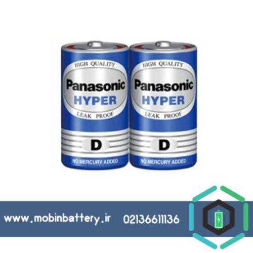 باتری بزرگ پاناسونیک سایز D
