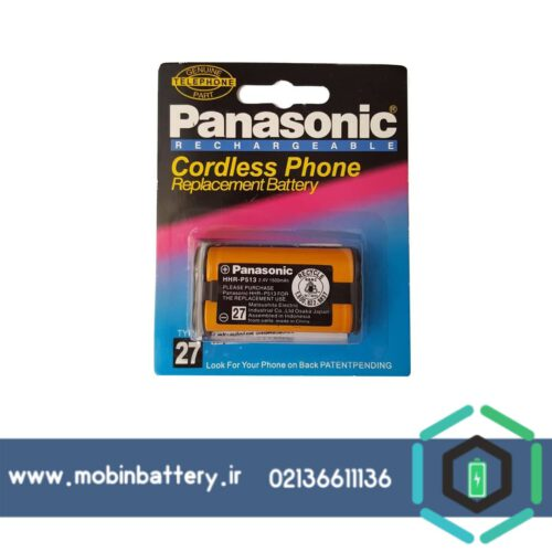 باتری تلفن بی سیم پاناسونیک مدل HHR-P513