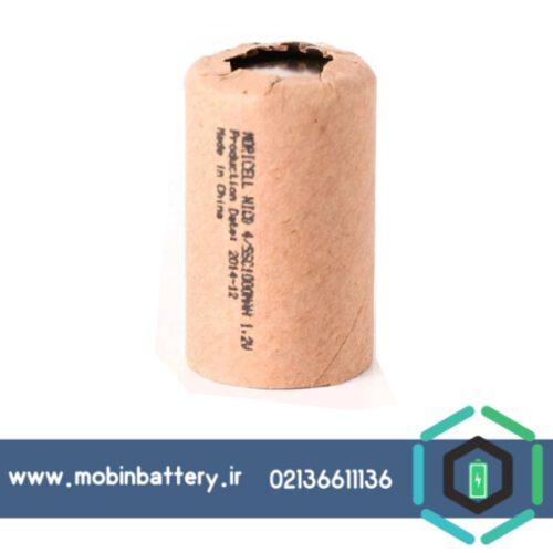 باتری 4/5sc (ساب سی) 1500 میلی آمپر موریسل
